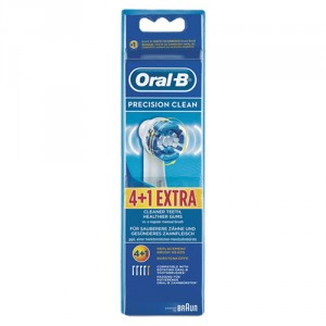 oral b precision clean 4+1