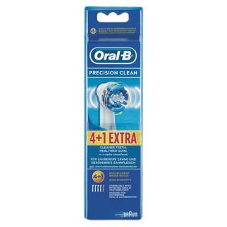 oral b precision clean 4+1